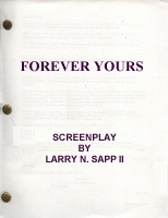Forever Yours Screenplay Cover